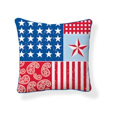<strong>Naked Decor</strong> Americana Pillow