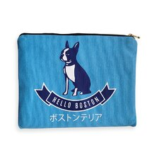 Hello Boston Amenity Bag