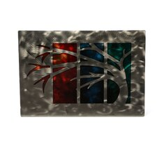 <strong>All My Walls</strong> In Living Color III Metal Wall Hanging