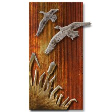 <strong>All My Walls</strong> Sunset Flight Wall Décor