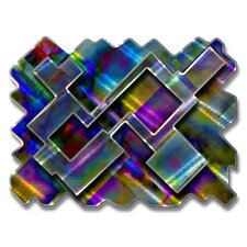 <strong>All My Walls</strong> Psychedelic Labyrinth Abstract Wall Décor