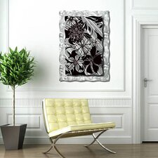 "<strong>All My Walls</strong> Contrasted Nature Contemporary Wall Art - 43.5"" x 31"""
