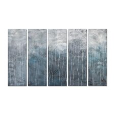 Lithosphere 48 Metal Wall Art