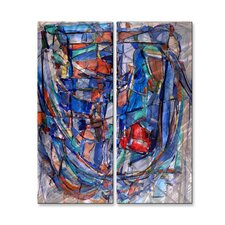 <strong>All My Walls</strong> Rib-Cage 44 Metal Wall Art
