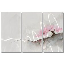 <strong>All My Walls</strong> Sumi Plum Metal Wall Hanging