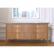 <strong>Semigood Design</strong> Rift 6 Drawer Low Dresser
