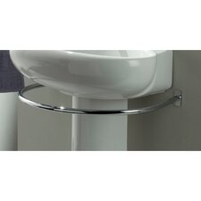 "Fluid 23.63"" Wall Mounted Towel Bar"