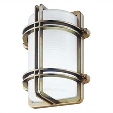 <strong>LBL Lighting</strong> Clipper Outdoor Wall/Ceiling Mount