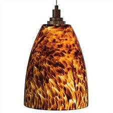 <strong>LBL Lighting</strong> Leo 1 Light Mini Pendant