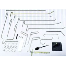 <strong>Dent Fix</strong> Paintless Dent Repair 33Pc Kit-Stainless