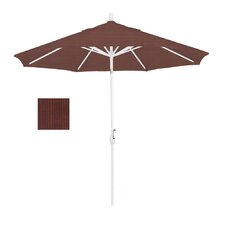 9' Finial Round Umbrella