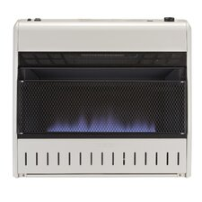 25,000 BTU Propane Wall Space Heater