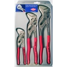 "3-Piece Plierswrench Set (7, 10 & 12"""" Sizes)"