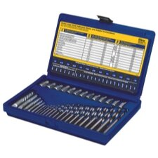 <strong>Hanson</strong> Extractor/Drill Bit Set 35 Pc