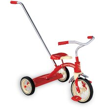 <strong>Radio Flyer</strong> Classic Tricycle with Push Handle