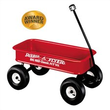 <strong>Radio Flyer</strong> Big Red Classic Wagon Ride-On