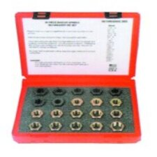 Rethreader Spindle Die Set 20Pc