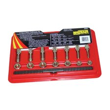 15Pc Metric Tap&Die Set