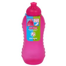 <strong>Sistema USA</strong> Twist N' Sip Drink Bottle