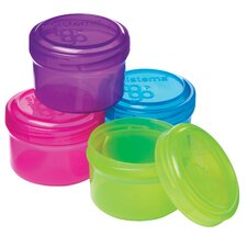 Dressing To Go Container (Set of 4)