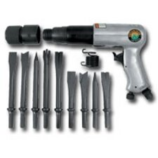 Hammer Air With 9Pc Chisel Set 2,100Bpm