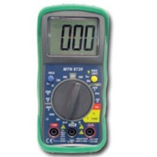 Digital Multimeter W/Built-In Temperature