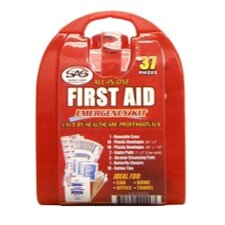 <strong>SAS Safety</strong> First-Aid Kit Mechanics