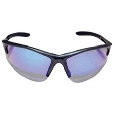 Db2 Safety Gls Charcoal W/ Purple Haze Lens