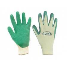 Wrinkled Finish Latex Ctd Gloves Pr Xl