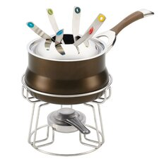 Symmetry 3.75-Qt. Fondue Set