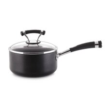 Contempo 2-qt. Covered Straining Saucepan with Lid