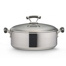 <strong>Circulon</strong> Contempo 7.5-qt. Stock Pot with Lid