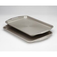<strong>Circulon</strong> Bakeware 2-Piece Non-Stick Cookie Sheet Set