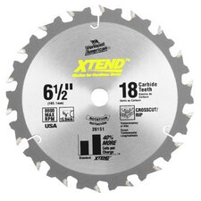 XTEND™ Carbide Circular Saw Blades 26153
