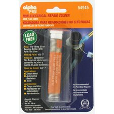 Flo-Temp Lead Free Acid Core Solder & Dispenser A