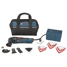 <strong>Bosch Power Tools</strong> 21 Piece 2.5 Amp Oscillating Tool Kit MX25EC-21