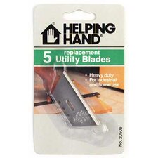 5 Pack Utility Knife Blades 20506