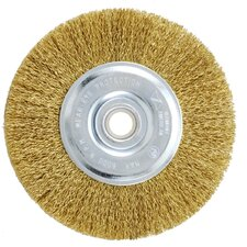 "6"" Coarse Wire Wheel 16801"