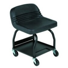 <strong>Whiteside Mfg</strong> Creeper Seat/High Back/Red