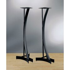 "Heavy Duty 30"" Fixed Height Speaker Stand (Set of 2)"