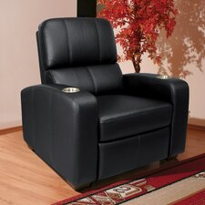 Home Theater Double Arm Recliner