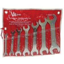 Wrench Set 7Pc Super Thin 3/8 - 1-1/4