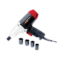 Electric Impact Gun Set 1/2 Dr