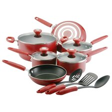 <strong>SilverStone</strong> 3-Ply 13-Piece Cookware Set