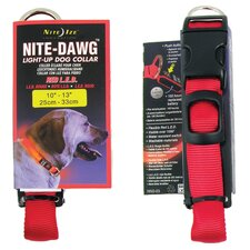 <strong>Nite Ize</strong> Flexible Strong Dog Collar