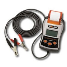 Digital Battery & System Tester W/Integrated Print