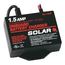 <strong>Solar</strong> Battery Charger For Marine / Trickle