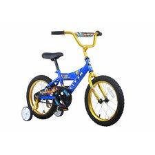 "Boy's Champions 16"" BMX Bike with Training Wheels"