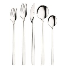 Tecna 40 Piece Pinti Flatware Set