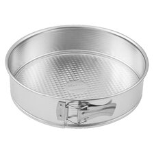 "Zenker Bakeware by Frieling 10"" Tin-Plated Steel Springform Pan"